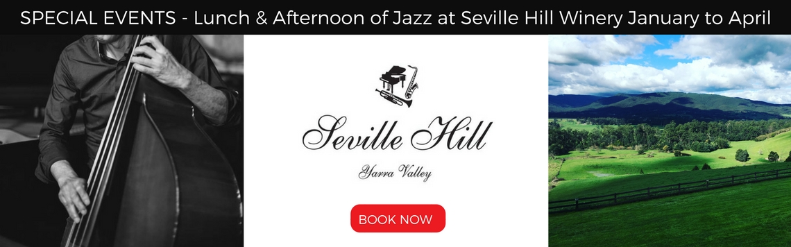 Jazz in the Yarra Valley
